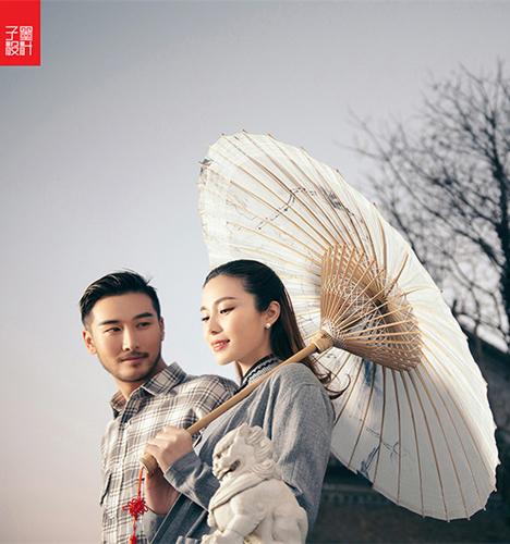 古鎮水鄉 婚纱照