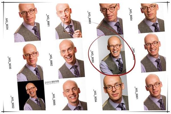 学会这6个点,你也能拍出专业的人物肖像!