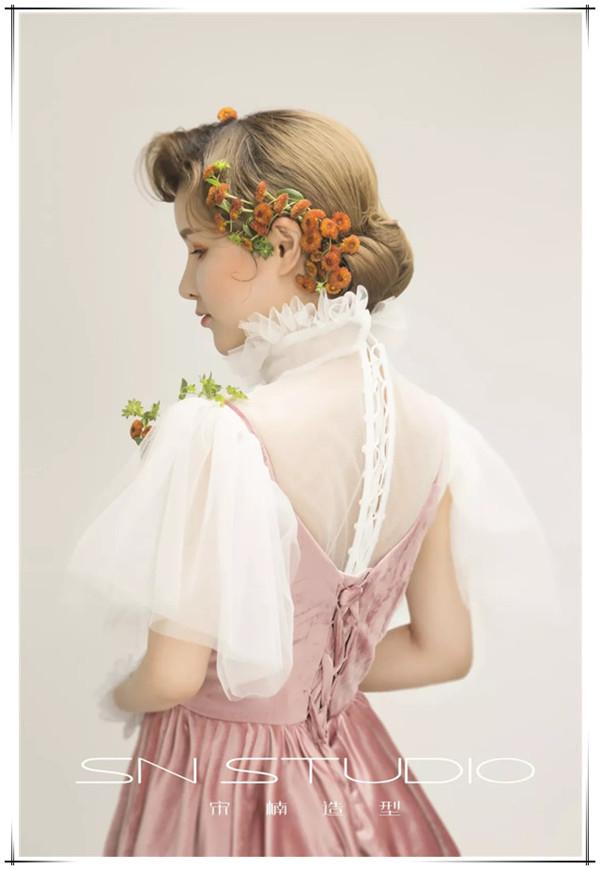 关于森系美妆造型,你懂多少?