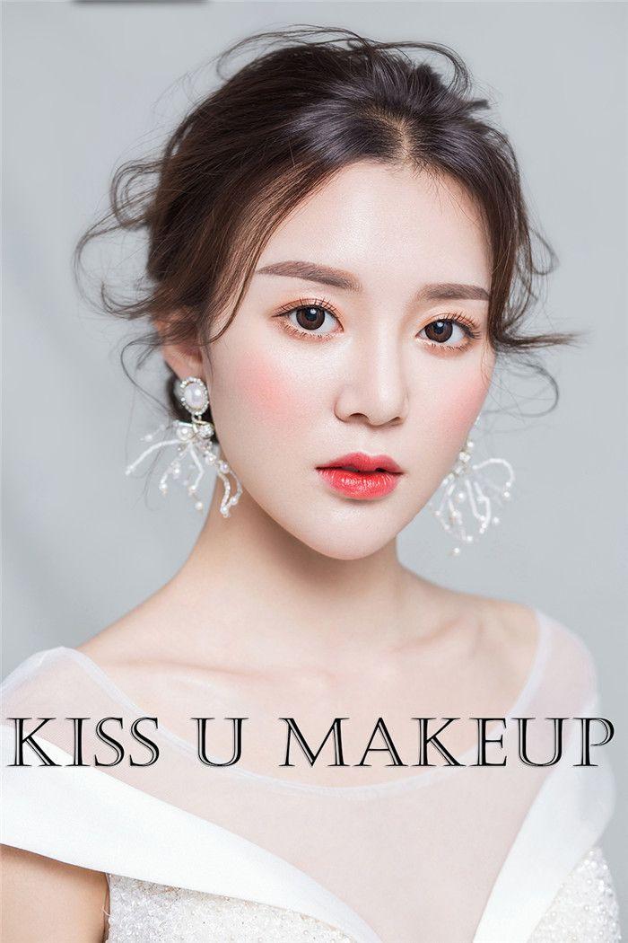 韩系新娘造型 化妆造型
