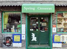 北京胡同里的春天照相馆 宝丽来爱好者的圣地