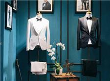 中国婚博会高端定制婚纱礼服受热捧 90、95后成消费主力