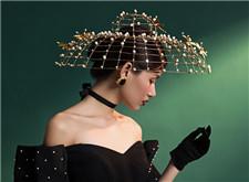 复古优雅的洛可可新娘造型欣赏