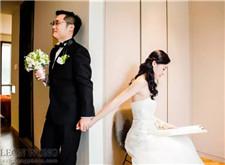 """别让假""""First Look""""成为婚礼摄影的流行趋势"""