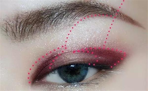 浓郁风情:今夏最流行的紫红色妆容教程