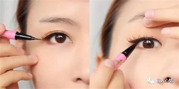 小清新妆容,自然减龄大法