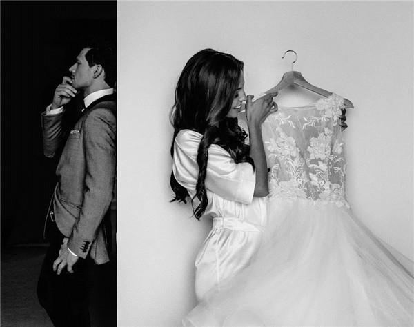 这样的婚礼照片,新娘恨不得想多拍几张!