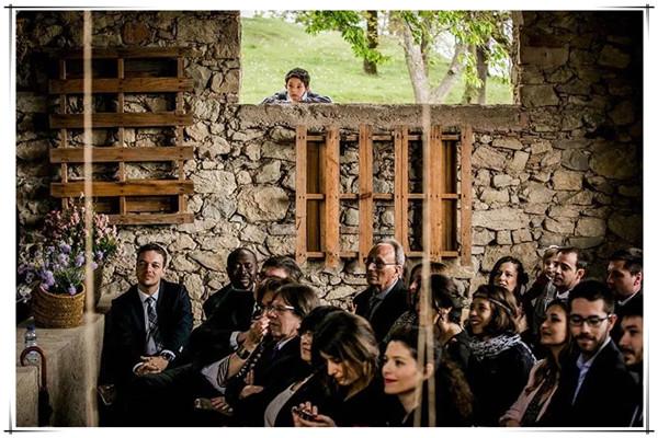 婚礼实拍:让人深深感动的婚礼都在细节中