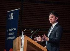 刘强东清华大学演讲:我的事业从来没有B计划