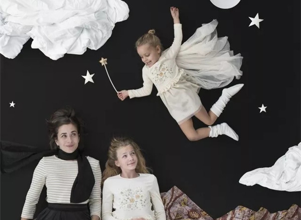 最新影樓資訊新聞-創意無限的親子照,快來get這些姿勢吧