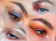新潮眼妆合集,快来get你喜欢的那一款吧~
