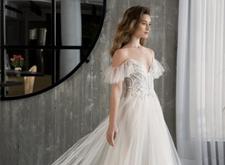 Riki Dalal出品的婚纱是由纯手工定制而成 擅长刺绣工艺