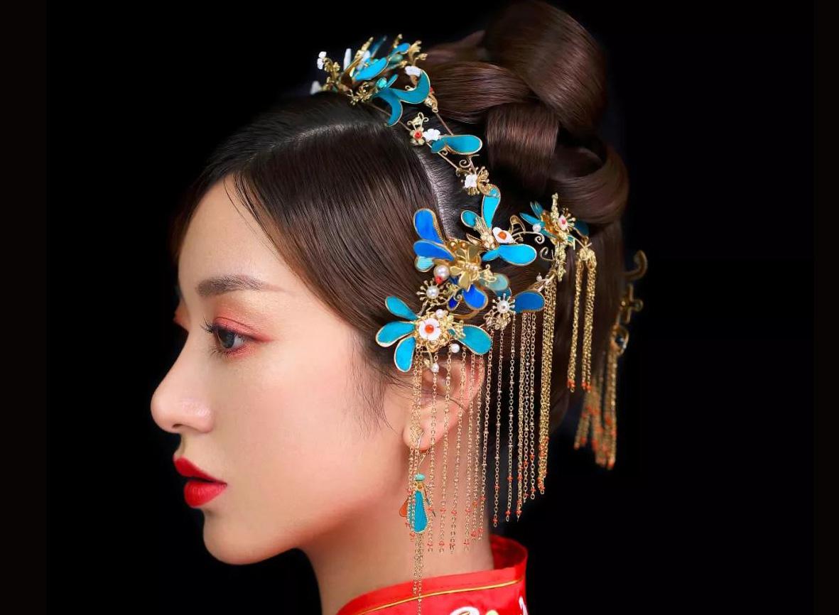 中式发型上手全教程