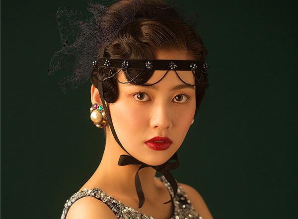 复古典雅妆容赏析