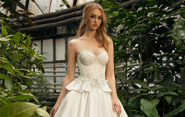 Ari  Villoso:最美想象的婚纱呈现