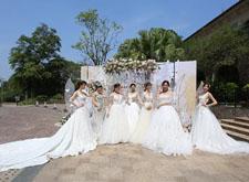 广东省婚庆行业协会授牌 美林湖成为国际婚拍圣地