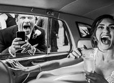 作为婚礼摄影师,你会感到焦虑吗?