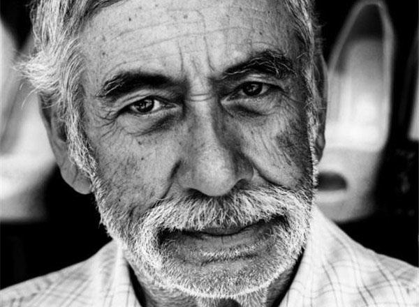 强调光影的味道 教你拍出一张生动的黑白肖像