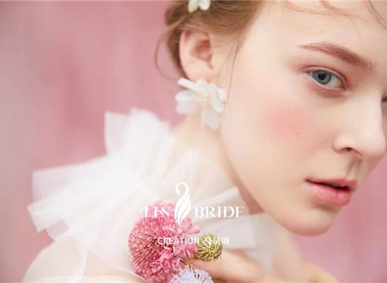 最新影楼资讯新闻-粉色甜蜜的梦幻新娘造型