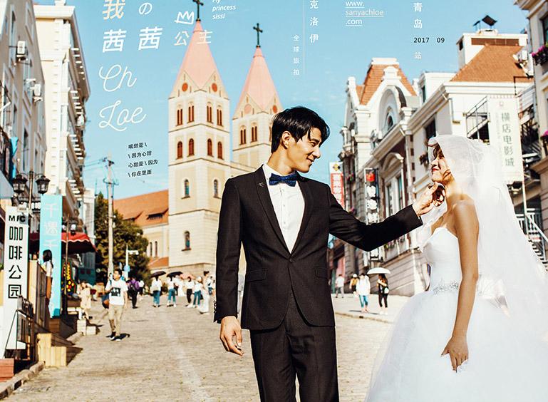 最新影楼资讯新闻-旅拍婚纱:和你在一路的甜蜜童趣