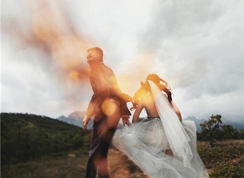 做有灵魂的摄影师,婚纱照拍出情感才有意义