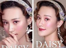 浪漫复古新娘造型欣赏