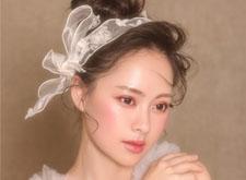 夏日轻纱梦幻少女造型 令人心生浮想