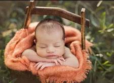 萌萌的新生儿摄影构图技巧与方法!你学会了吗?