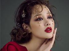 创意时尚而又充满个性的妆容