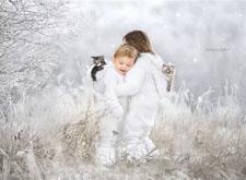 下雪啦!雪天儿童外景拍摄攻略