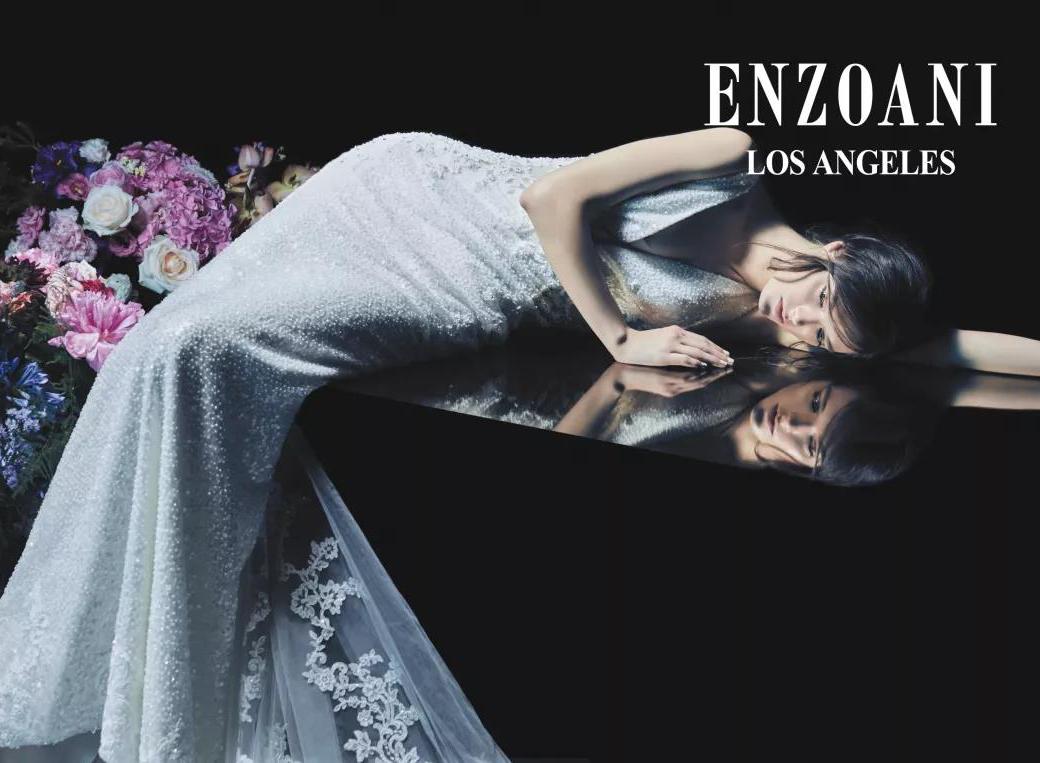 优雅精湛:ENZOANI婚纱品牌