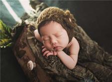 新生儿修图:喜欢你小小的一只