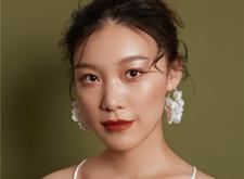 韩式简约新娘造型,尽显雅致与静美