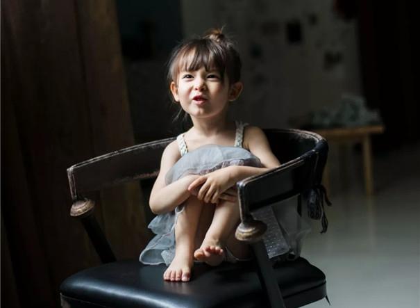 儿童摄影实力说话:用光勾勒出一颗童心