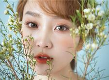 韩式少女鲜花造型,灵动而又充满活力