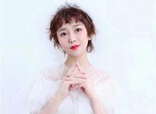 日系短发新娘,俏皮又可爱