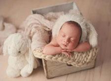 新生儿摄影土豆裹造型技巧和流程