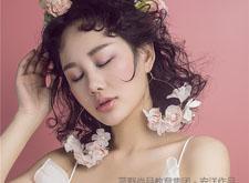 粉嫩的鲜花造型 宛如童话中的公主