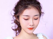 简约韩式婚礼造型,温婉大气