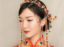 最新影楼资讯新闻-新中式新娘造型,摒弃了千篇一律手法