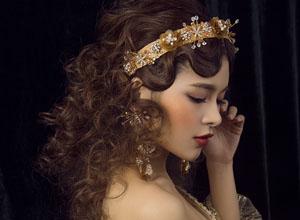 奢华复古公主风,典雅中不失高贵