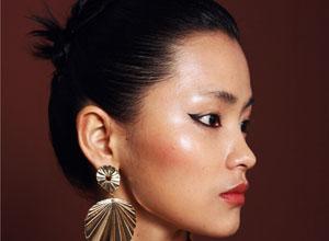 超模国际秀场妆容,引流时尚潮流
