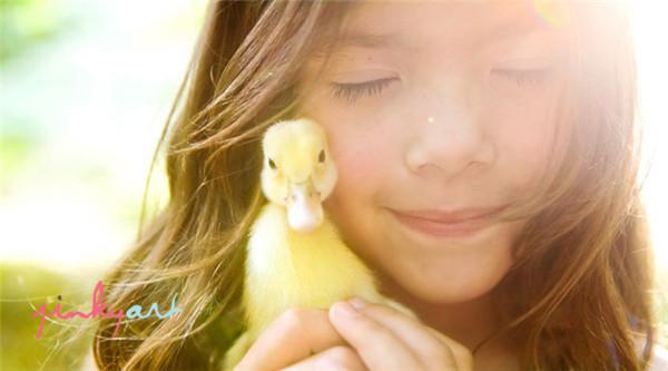 自然光线下的天使——来自澳大利亚的镜头语言