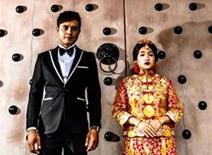 最新影楼资讯新闻-婚纱照效果宛如纸扎人,台湾夫妇怒告影楼