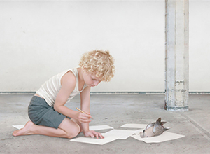 最新影楼资讯新闻-Loretta Lux:孩子们的超现实复古肖像