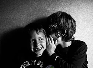 得到孩子自然真實表情的五個方法