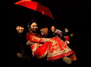 别让婚礼摄影变得越来越模式化!