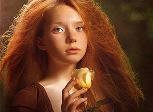 最新影楼资讯新闻-写真:唯美的儿童肖像