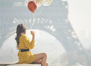 """最新影楼资讯新闻-对游客照说不!如何""""不游客""""地拍摄巴黎的""""日常"""""""