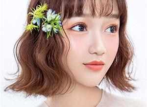 日系软萌少女 小清新写真妆容